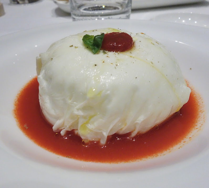 Mozzarella cloud