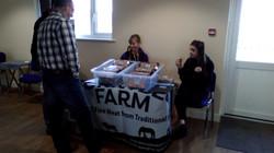 ThornyBeck Farm sausages