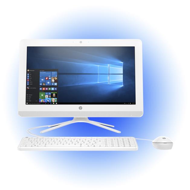 Моноблок HP — 20-c005ur