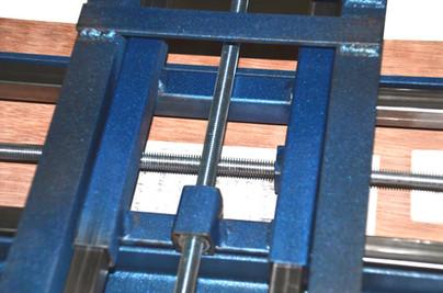 Элементы координатного стола