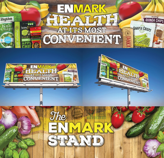 Enmark Stand Campaign