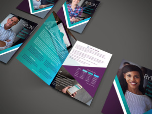 RYION print collateral
