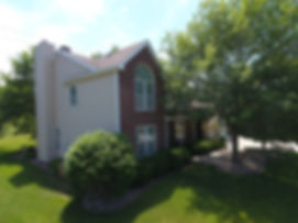 Residential photo, picture of a house
