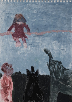 On the Rope, 2018