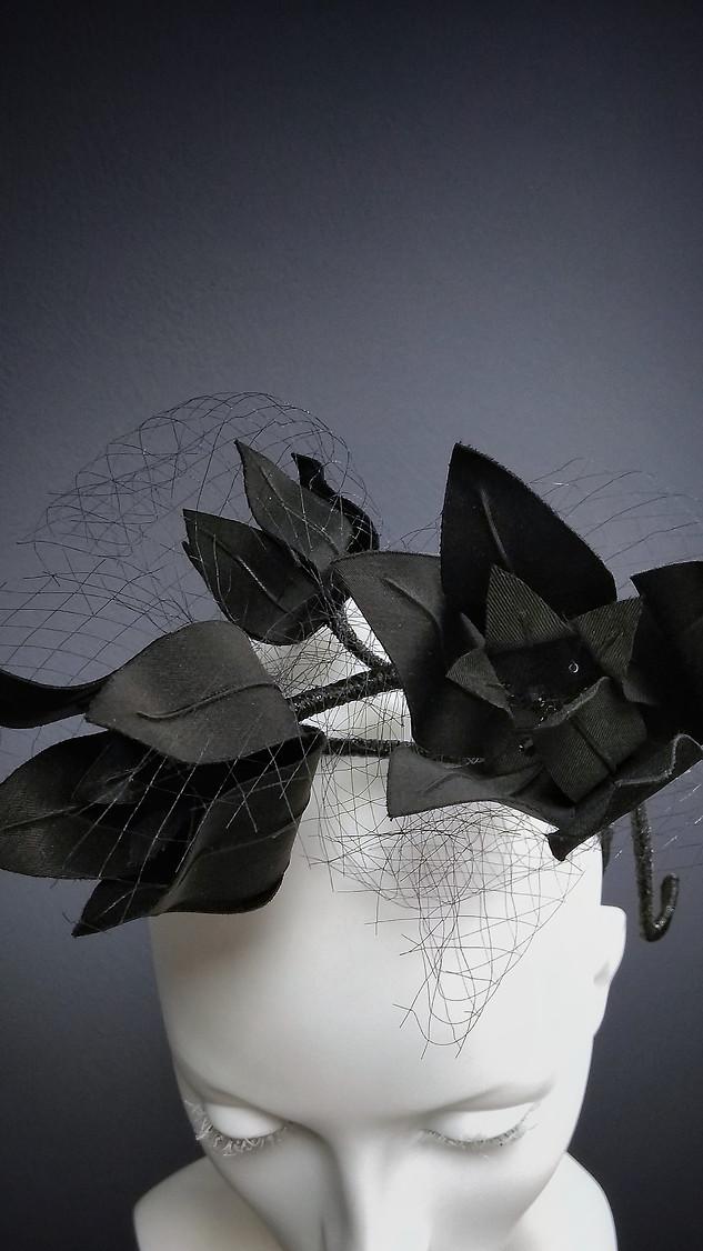 Primrose in black