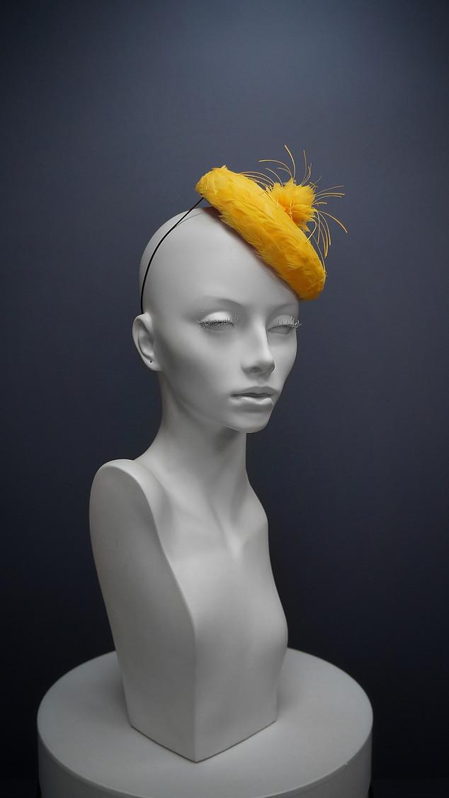 Colibri yellow