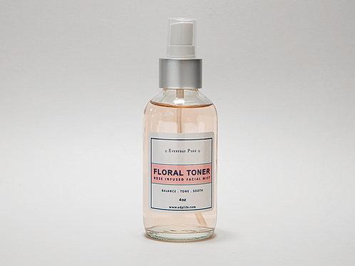 Floral Toner - Facial Toner
