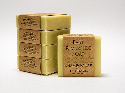 Everyday Soap - Shampoo Bar - Tea Tree Oil