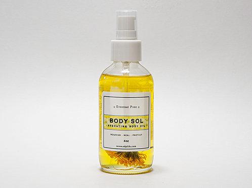 Body Sol - Body Oil