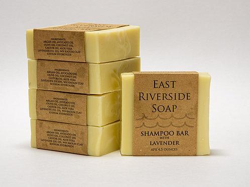 Everyday Soap - Shampoo Bar - Lavender