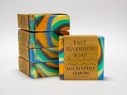 Everyday Soap - Eucalyptus Lemon