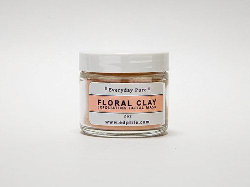 Floral Clay - Facial Mask