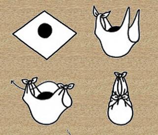 pliage furoshiki