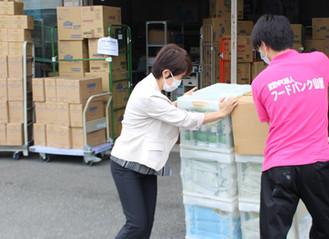 九州豪雨災害に対する支援活動を行いました