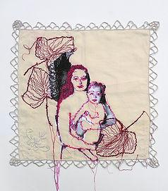Ilse Vermeulen, Moeder en Kind s.jpg