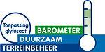Logo Barometer duurzaam terreinbeheer toepassing glyfosaat