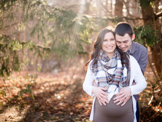 Matt and Heather | Maternity