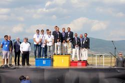volo acrobatico: podio a squadre