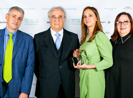 Legalcommunity awards 2018: Studio Legale Corte is the Food law firm of the year