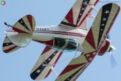 volo acrobatico, foto D. Tangari
