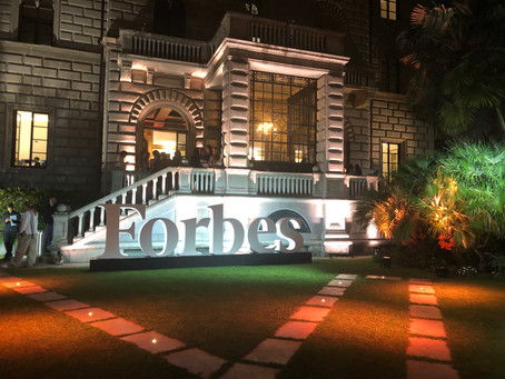 Forbes Women's Party - Milano, 18 settembre 2019