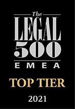 Studio Legale Corte top tier Legal 500 I