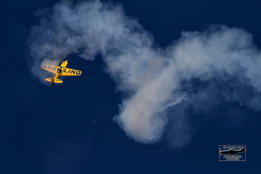 volo acrobatico Bonassin