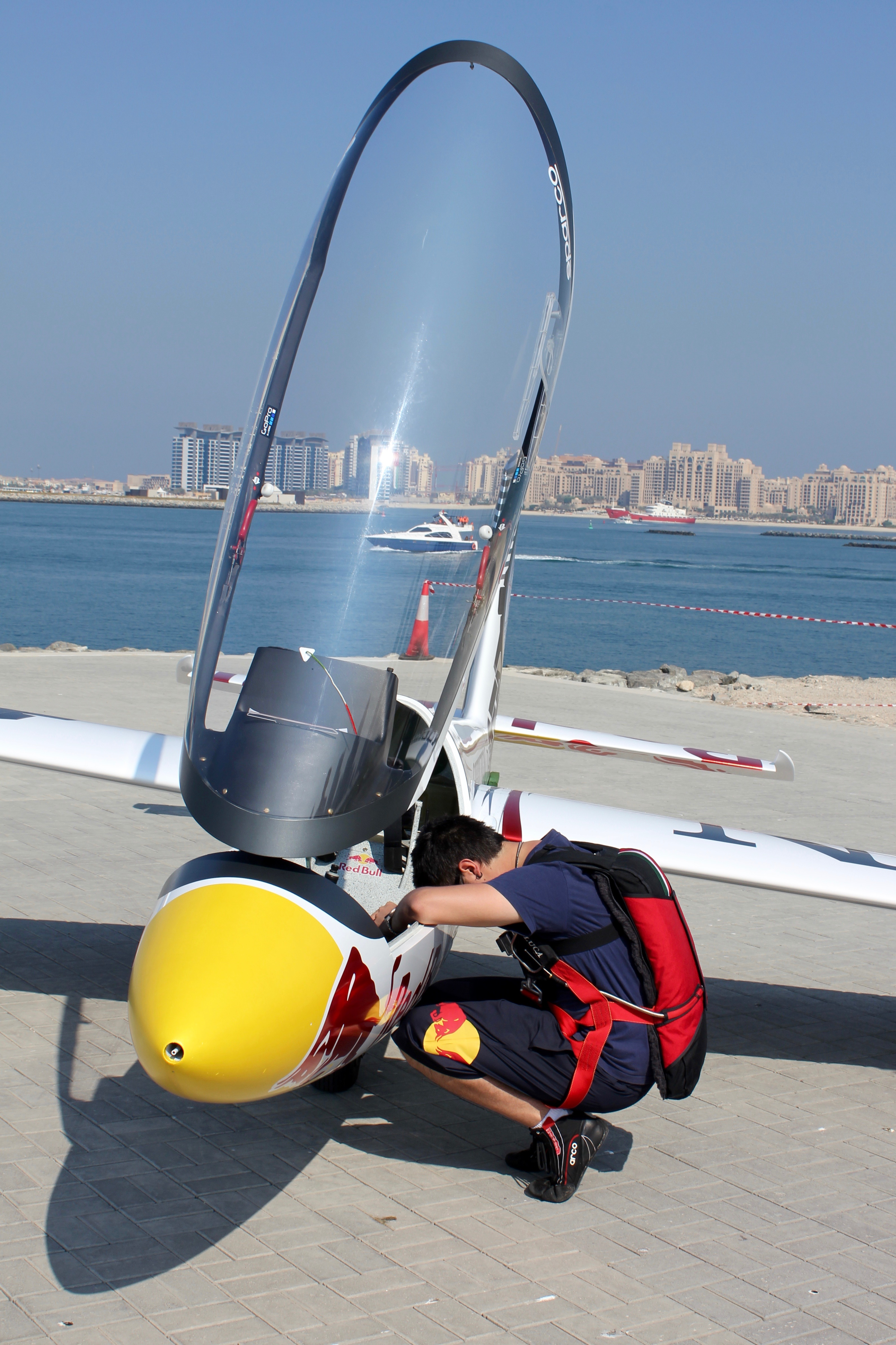 L. Bertossio WAG Dubai
