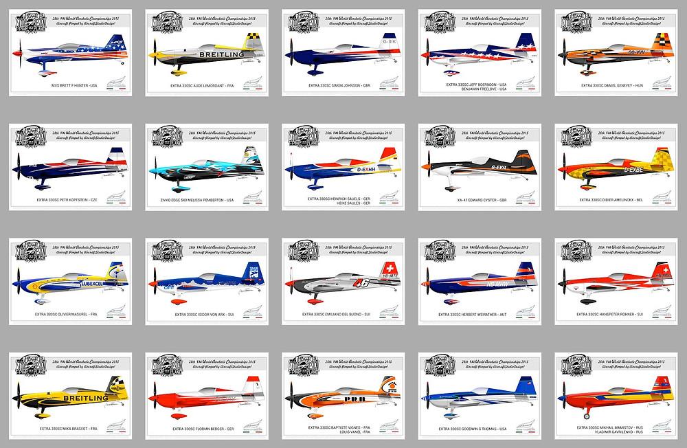 volo acrobatico, aerei acrobatici, design, livrea, Mirco Pecorari, made in italy, acrobazia, aircraft design