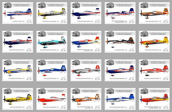 aircraftstudiodesign, mirco pecorari, livrea, aerei acrobatici, designer, design, made in italy