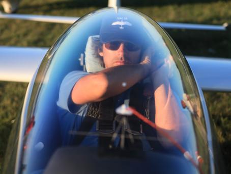 volo acrobatico: Sasha Marvin, squadra nazionale di volo acrobatico in aliante