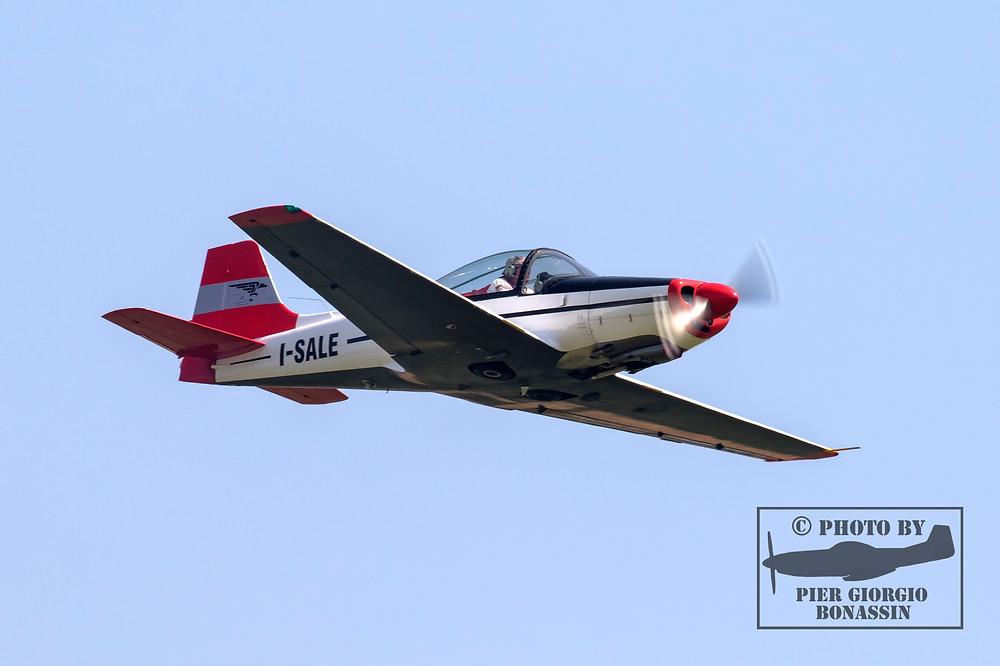 montagnana flyparty 2016 bronco hag rossetto volo acrobatico falco