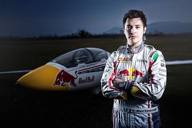 volo acrobatico: Luca Bertossio
