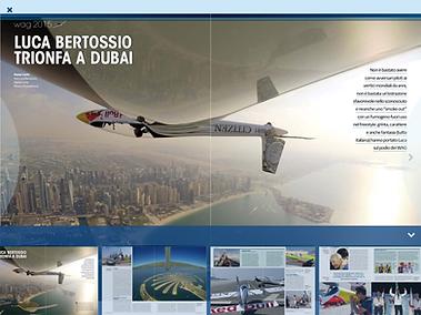 VFR Aviation- Cronaca della vittoria di Luca Bertossio ai WAG 2015 di Dubai