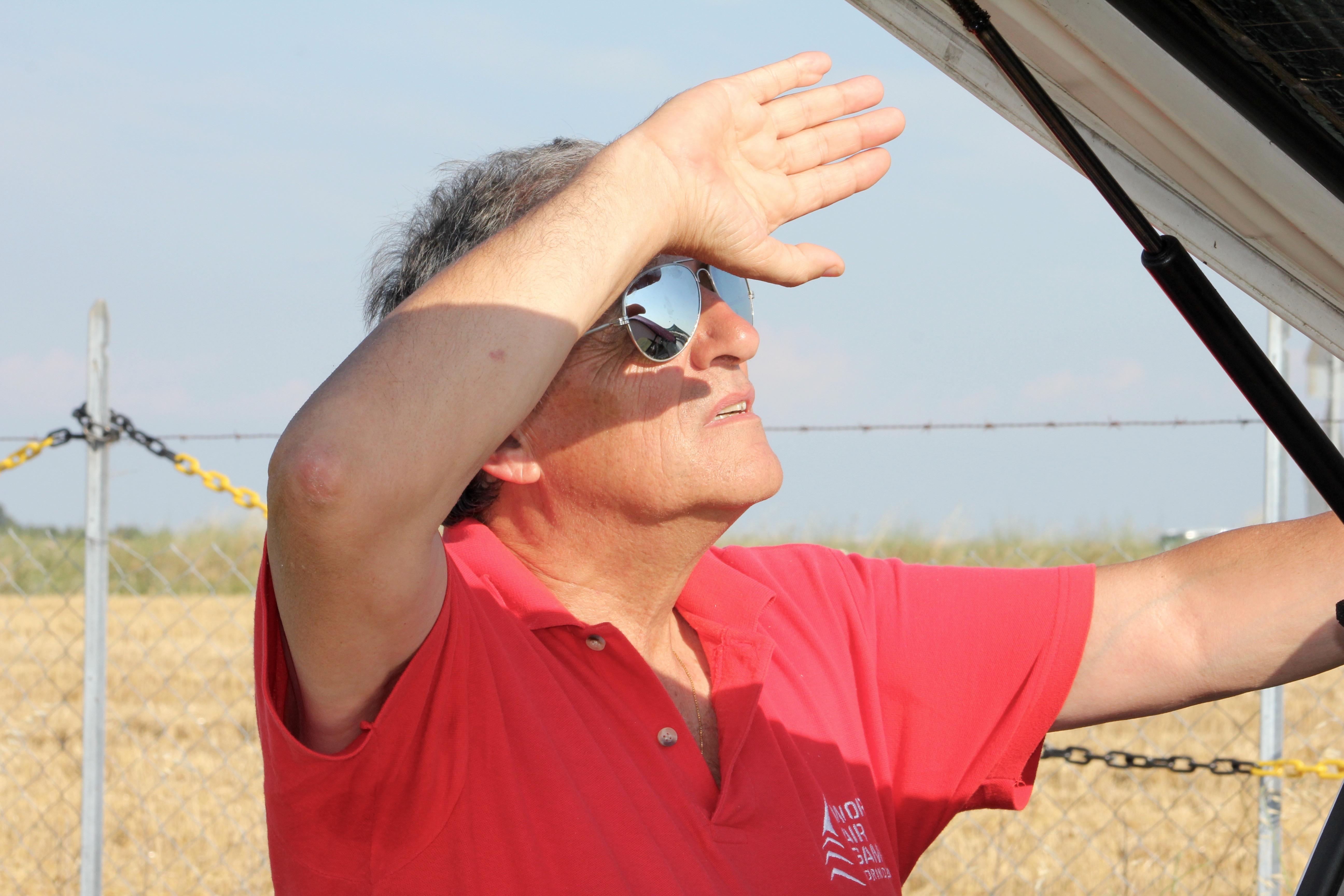 volo acrobatico: Paolo Spolverini