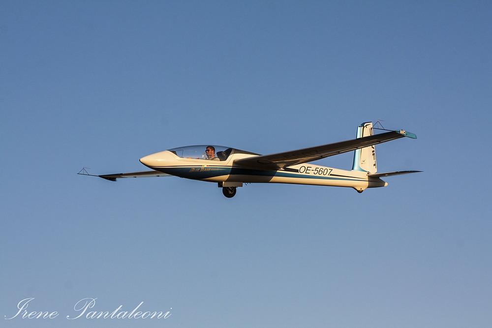 VFR Aviation, volo acrobatico, acrobazia, aliante, Daniele Meloni, mondiali, medaglia, campione, pilota