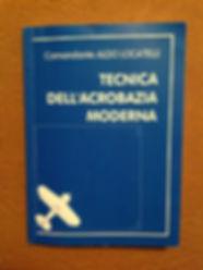 libri volo acrobatico tecnica acrobazia aldo locatelli