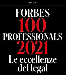 Studio Legale Corte inserito tra i 100 Forbes Legal Professionals 2021