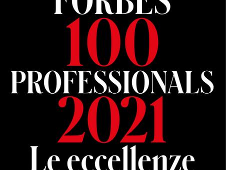 Studio Legale Corte tra i Forbes 100 Legal Professionals 2021 per il terzo anno consecutivo