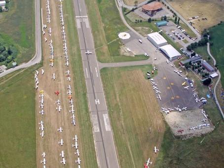 volo acrobatico: AOPA VFR Meeting a Pavullo