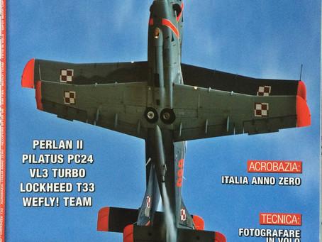 volo acrobatico: VS Aviation pubblica il primo articolo sull'Acrobazia Aerea