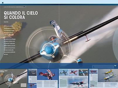 VFR Aviation- intervista a Mirco Pecorari sulle livree degli aeroplani acrobatici