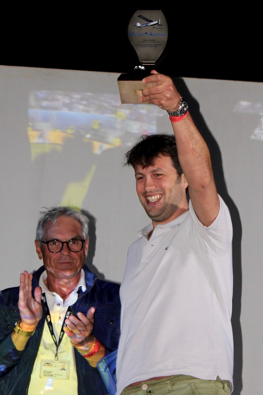rinaldo gaspari applaude Matteo Barbato