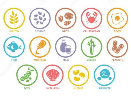 Etichettatura degli allergeni: Comunicazione della Commissione