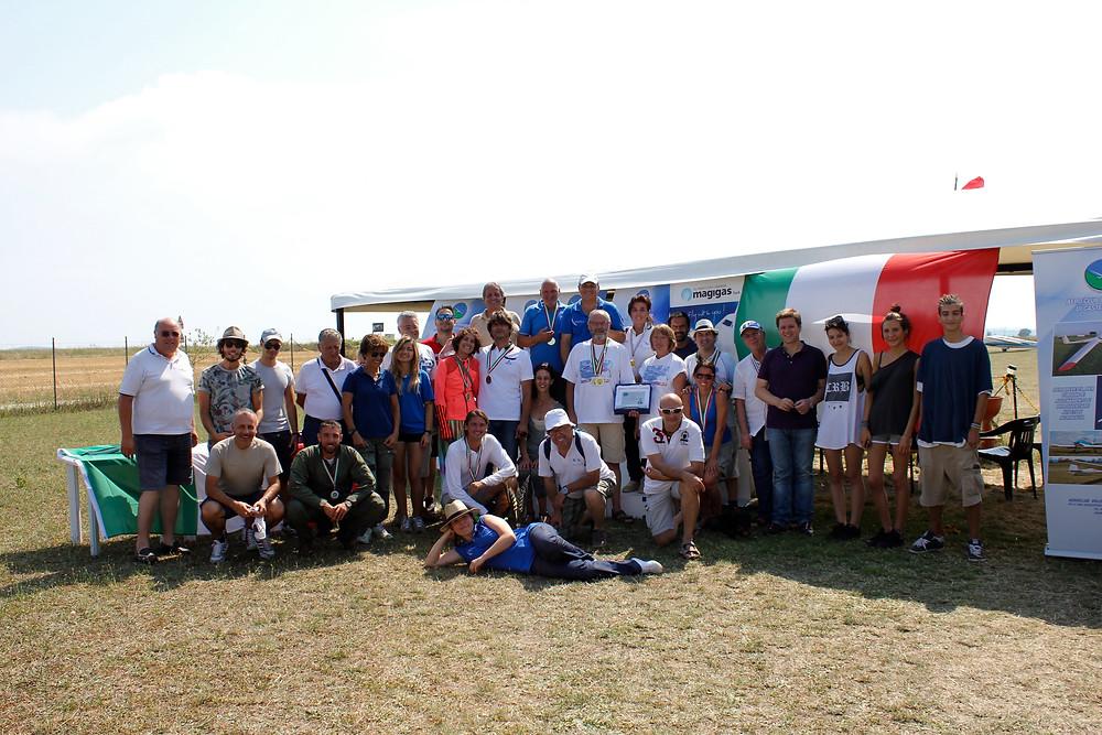 volo acrobatico, aliante, campionato italiano, aeroclub castelviscardo, alfina, filippini, campione italiano di acrobazia