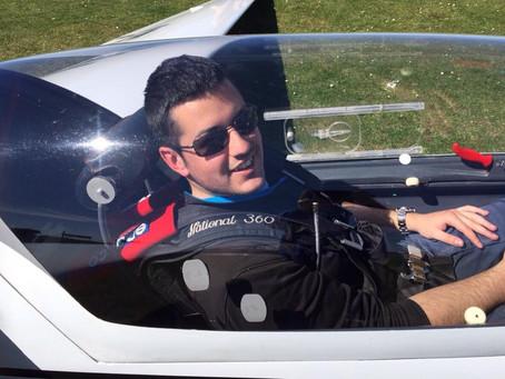 volo acrobatico: Giovani campioni crescono- Daniele Ferrarese, Campione Italiano di Acrobazia in Ali