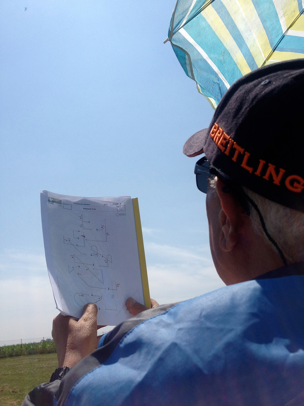 volo acrobatico, sport, acrobazia aerea, Aldo Marengo
