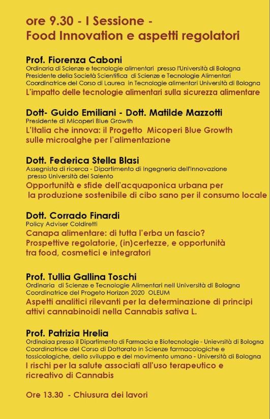 Congresso Ravenna, law and food safety, studio legale corte, Avv. Paola Corte