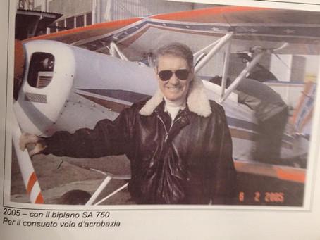 volo acrobatico: Aldo Locatelli, il pilota acrobatico cui è dedicato il campionato Italiano di Acrob