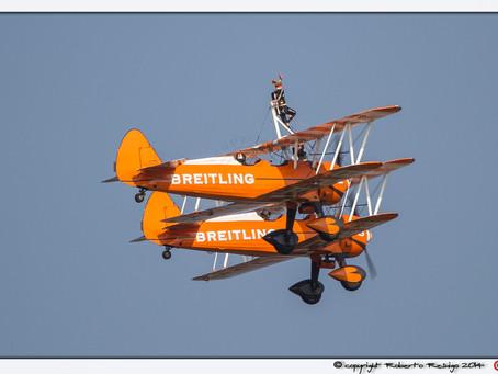 volo acrobatico: da dove nasce lo sport dell'acrobazia aerea